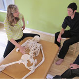 Teaching the Feldenkrais Method at the San Diego Feldenkrais Institute