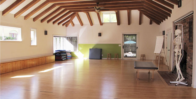 The Feldenkrais Method Institute in San Diego Interior View